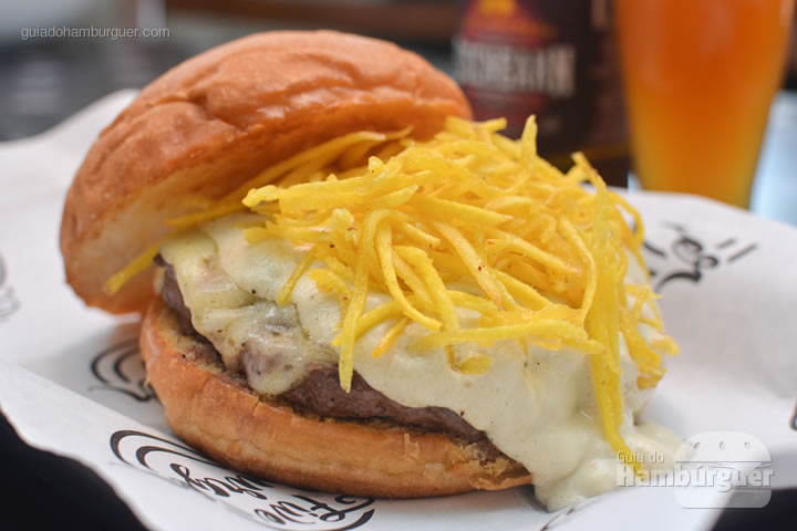 Five Blue Cheese - Five Burger