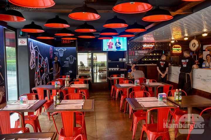Ambiente - Jack Steak Itaim