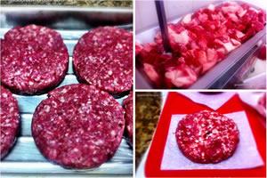 Aprenda a fazer o hambúrguer perfeito: receita passo-a-passo com fotos