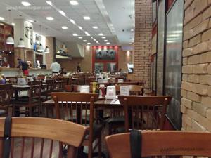 Ambiente - Mr Jack's ou Best Burger (Shopping Paulista)