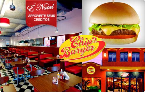 Cupom de desconto para o Chip's Burger