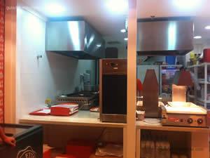 Fachada - Burger Lab