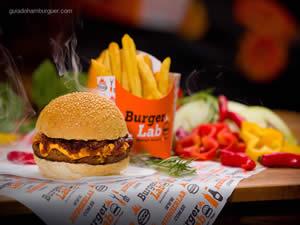 Promoção: 1 ano de hambúrguer grátis - Burger Lab