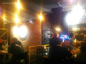 Ambiente - Vapor Burger & Beer