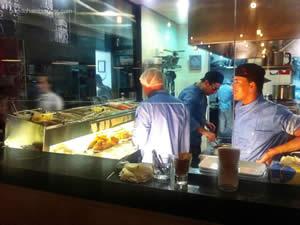 Cozinha - Vapor Burger & Beer