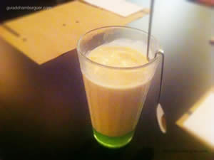 Milkshake - Vapor Burger & Beer