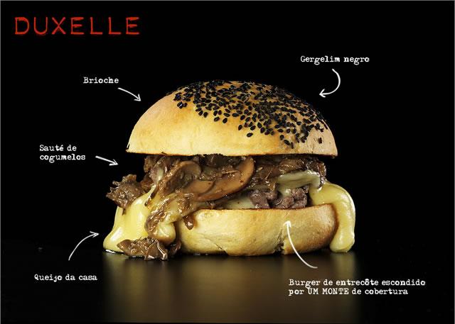Duxelle - Vapor Burger & Beer