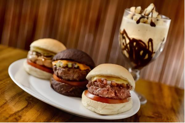 Milk Shake de Tiramissú: harmoniza com Olympics Burgers - General Prime Burger