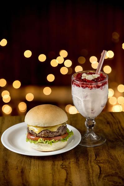 Milk Shake de Mousse de Morango: harmoniza com picanha - General Prime Burger