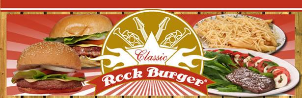 Cupom de desconto para o Classic Rock Burger