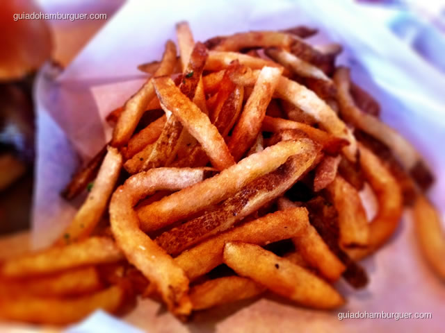 Kennebec Fries