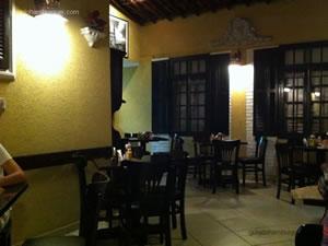 Ambiente - Hamburgueria Santista (Boqueirão) em Santos