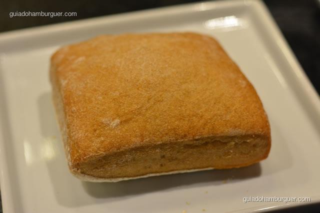 Pão ciabatta - Paulista Burger