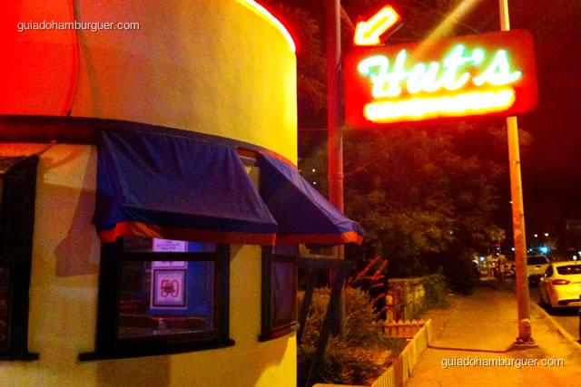 Luminoso - Hut's Hamburgers