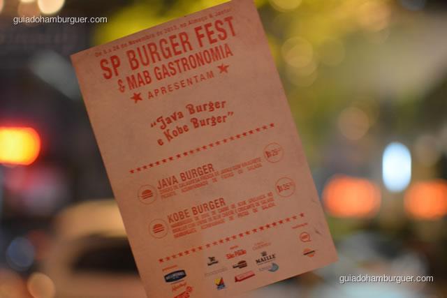 Receitas do SP Burger Fest: Java Burger e Kobe Burger - MAB Gastronomia