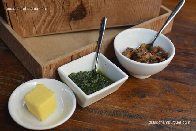 Manteiga, gremolatta e berinjela - Mangiare Gastronomia