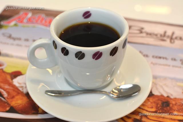 Café Suplicy servido à vontade - Achapa