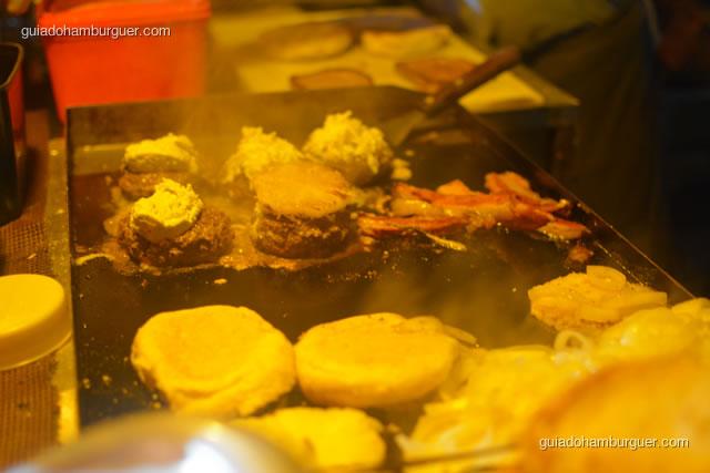Sem esquecer que o bacon e o abacaxi também são feitos nela