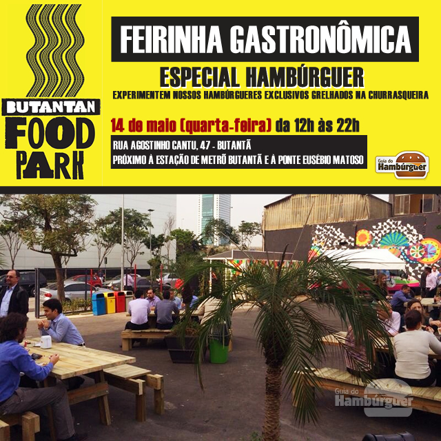 Feirinha Gastronômica - Butantan Food Park