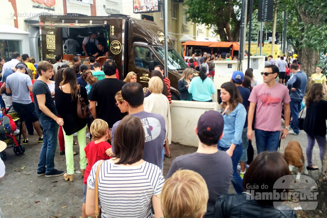 Moema Food Truck - Buzina Food Truck