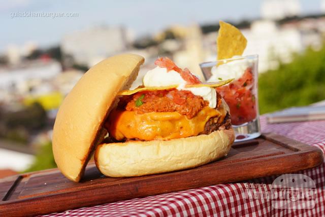 Hambúrguer Mexicano