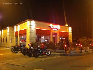 Localização - Garage Burger