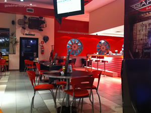 Ambiente - Garage Burger