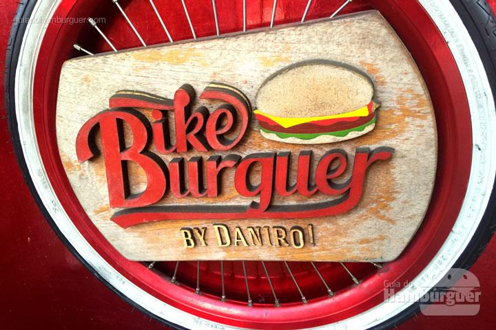 Detalhe da bicicleta - Bike Burguers