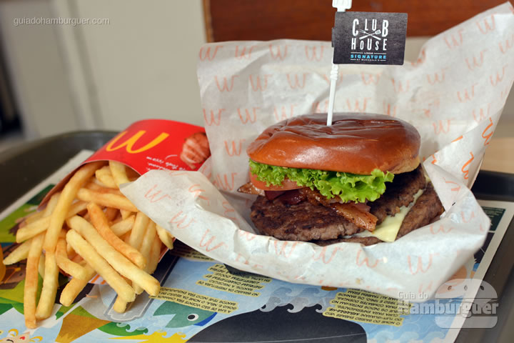 Apresentação - Club House McDonald's