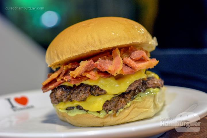 Jumbo - I Love Burger
