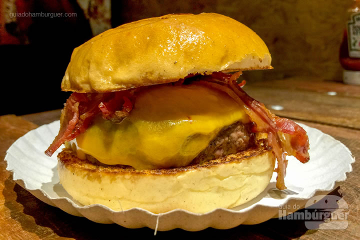 Cheesebacon - Dock Burger