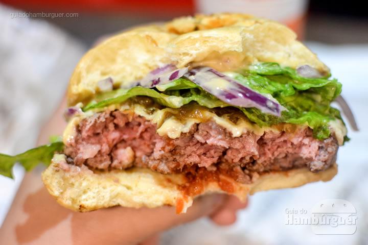 Ponto da carne - Bucaneiros Hamburgueria Artesanal