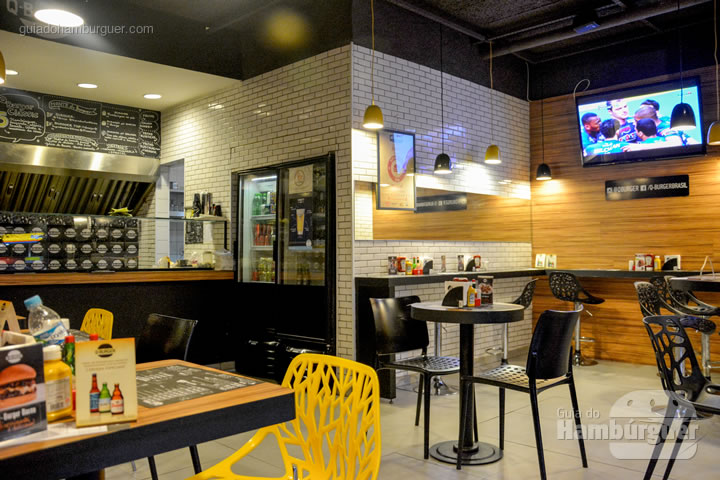 Ambiente - Q-Burger