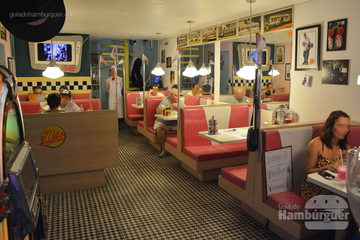 Ambiente - Mito Burger