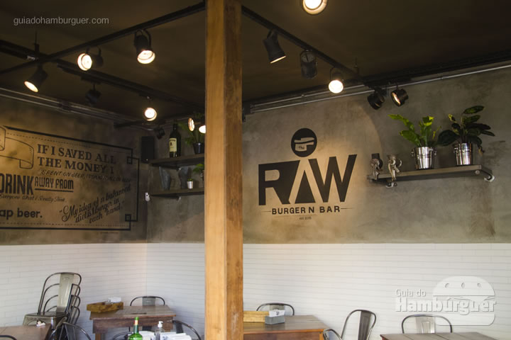 Ambiente - Raw Burger'n'Bar