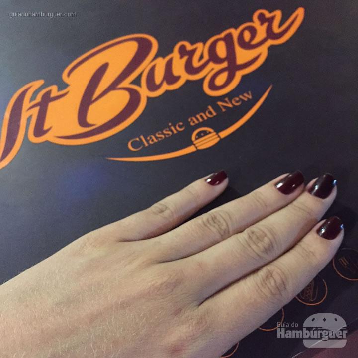 Cardápio - It Burger