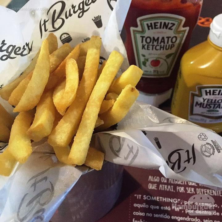 Batatas fritas - It Burger