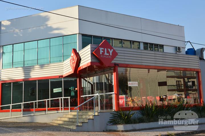 Fachada - Fly Burgers