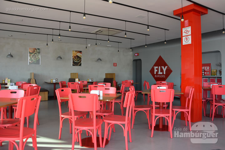 Ambiente - Fly Burgers