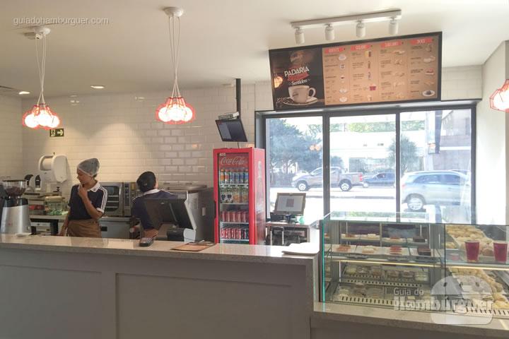 Café Wendy's  - Wendy's abre sua primeira loja em São Paulo