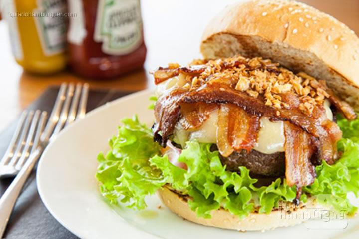 Aquarela Burger - As melhores hamburguerias do Rio de Janeiro