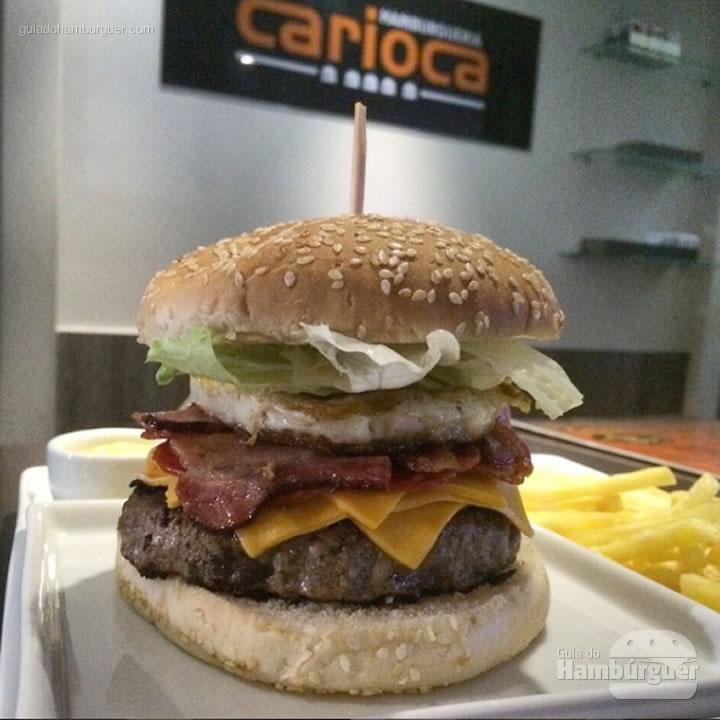 Hamburgueria Carioca - As melhores hamburguerias do Rio de Janeiro