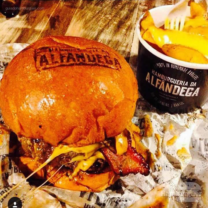 Hamburgueria da Alfândega - As melhores hamburguerias do Rio de Janeiro