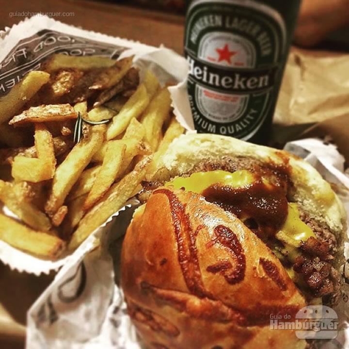 Noronha Mixed Hamburgueria Gourmet - As melhores hamburguerias do Rio de Janeiro