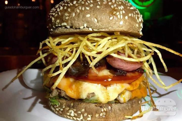 Pub Escondido CA - As melhores hamburguerias do Rio de Janeiro