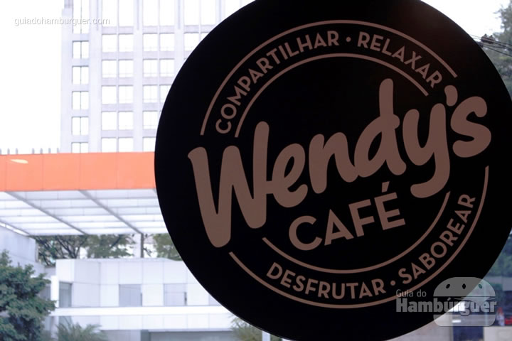 Wendy's Café Logo - Wendy's por Lelê Gianetti do blog It Yourself