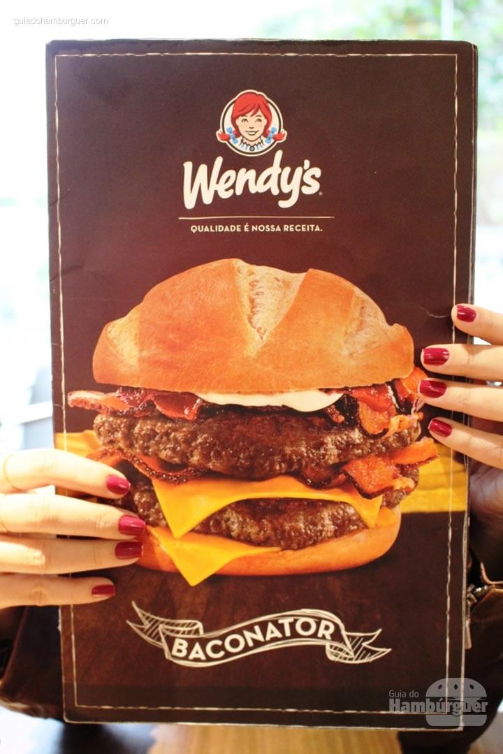 Cardápio - Wendy's por Lelê Gianetti do blog It Yourself