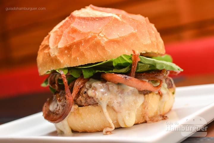 Colono Burger - Paulista Burger