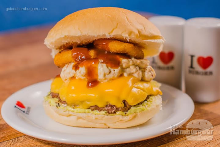 I Love Burger - Festival do Hambúrguer 2016