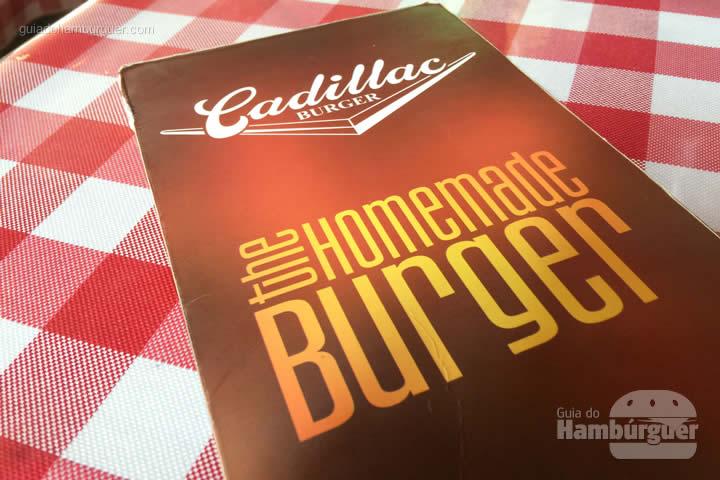 Cardápio - Cadillac Burger